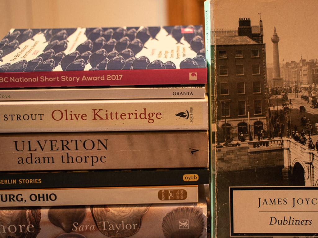 Novels bu Joyce, Thorpe and Kitteridge
