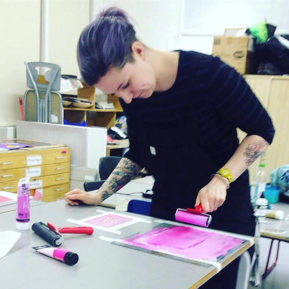 Student work: Ramona Mason | The Open College of the Arts